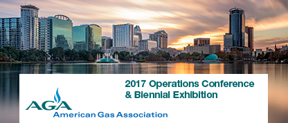 AGA | American Gas Association | 2017 Operations Conference & Biennial Exhibition