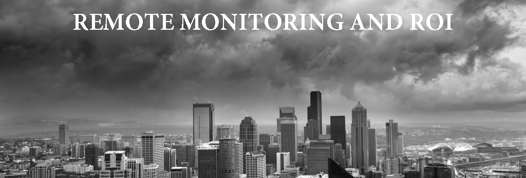 Remote Monitoring ROI